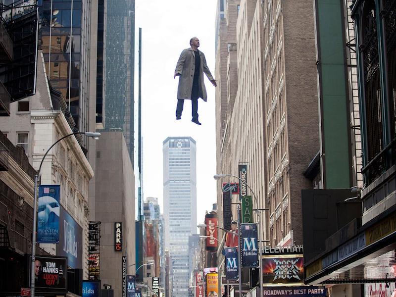 Michael Keaton in Birdman or (The Unexpected Virtue of Ignorance)